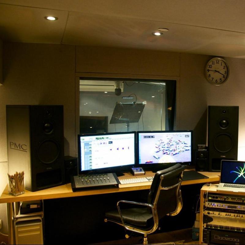 The Showreel Voiceover Studio Finder