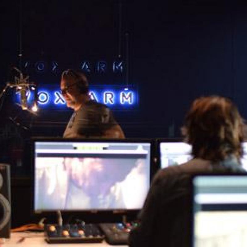 Voxfarm - Production Studio in Italy