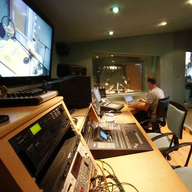 Canongate Studios Edinburgh - Production Studio in United Kingdom