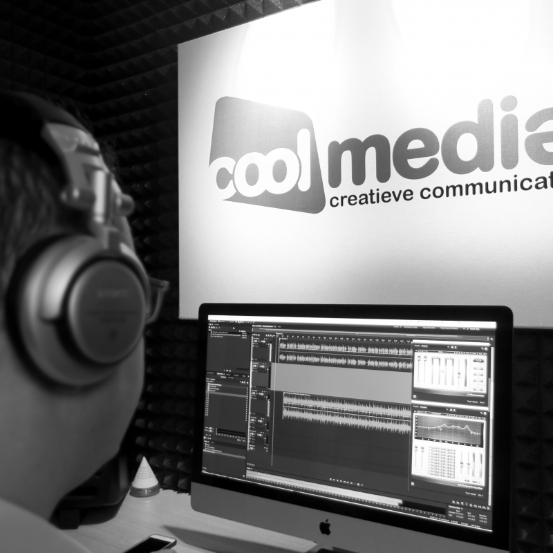 Cool Media - Home Studio in Netherlands