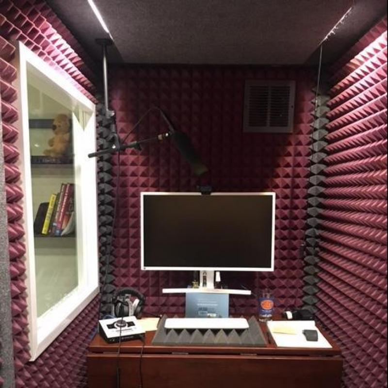Dana Hurley Voiceover Studio Finder