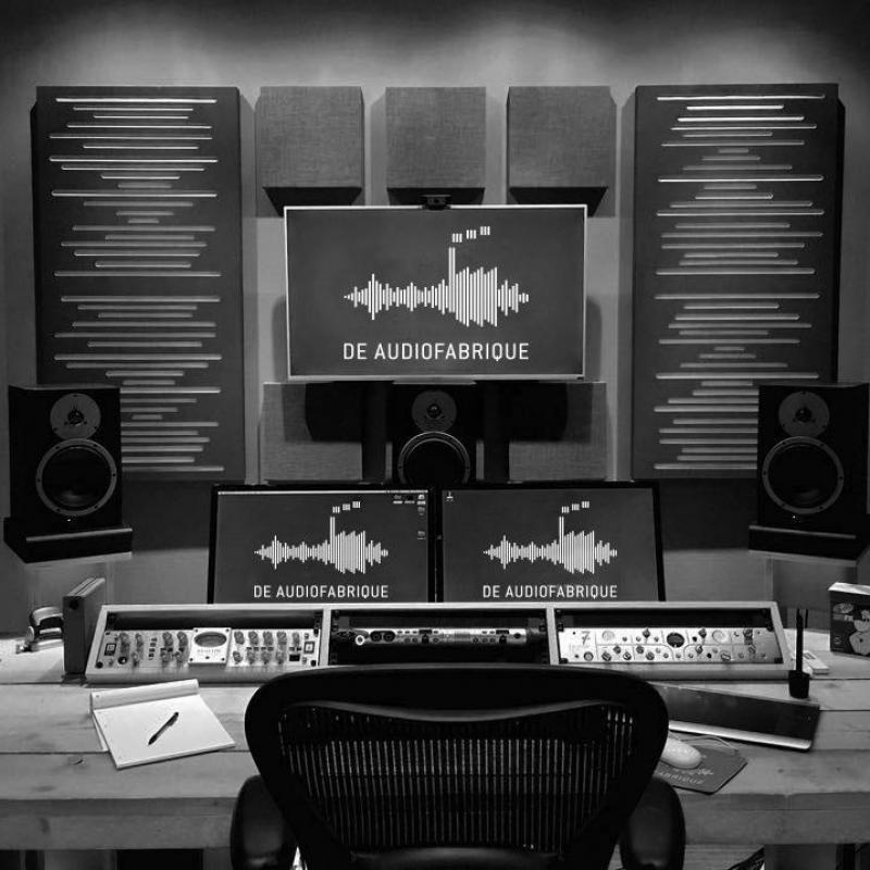 De AudioFabrique - Production Studio in Netherlands