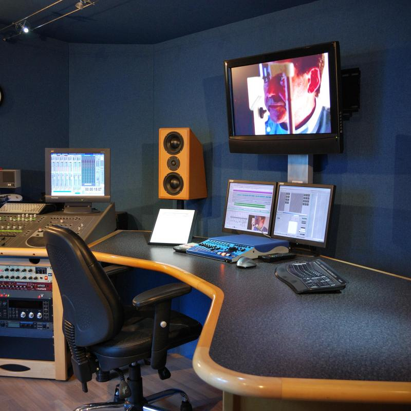 Dubmaster Studios - Voiceover in United Kingdom