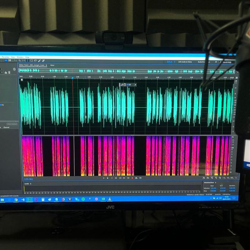 Chris Dabbs Voiceovers Voiceover Studio Finder