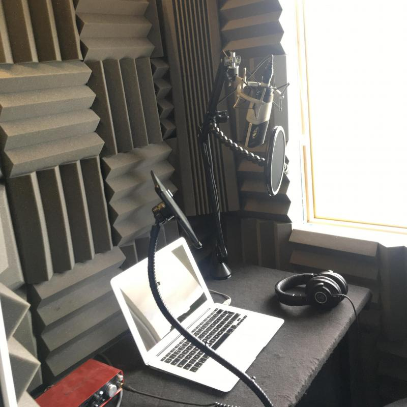 VO Studio West Cornwall - Home Studio in United Kingdom