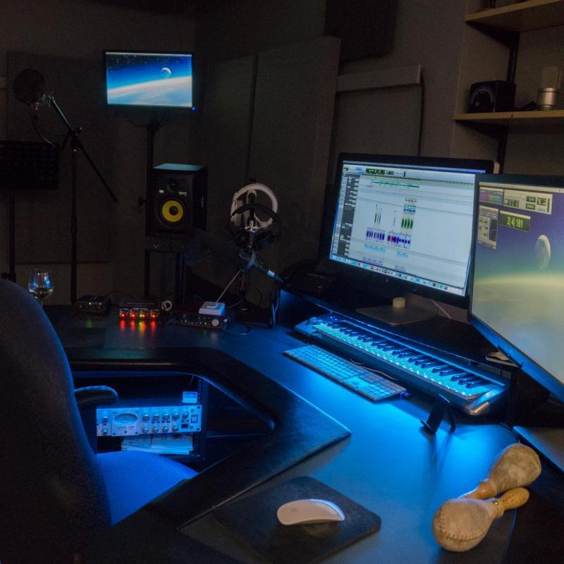 Halfyard Studios - Home Studio in Canada