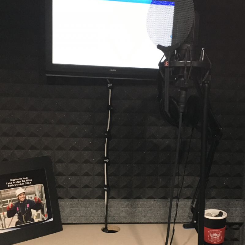 Jack Oddie's VO studio - Home Studio in United Kingdom