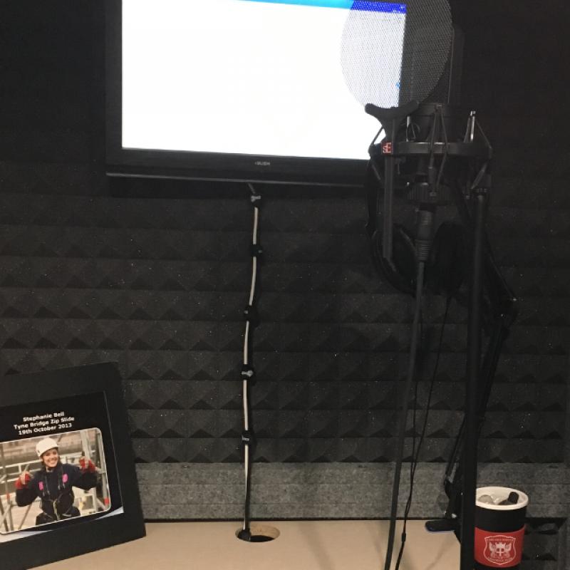 Jack Oddie's VO studio Voiceover Studio Finder