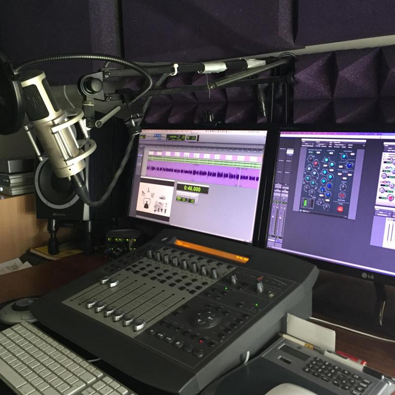 J Valverde Locuciones, SCP Voiceover Studio Finder