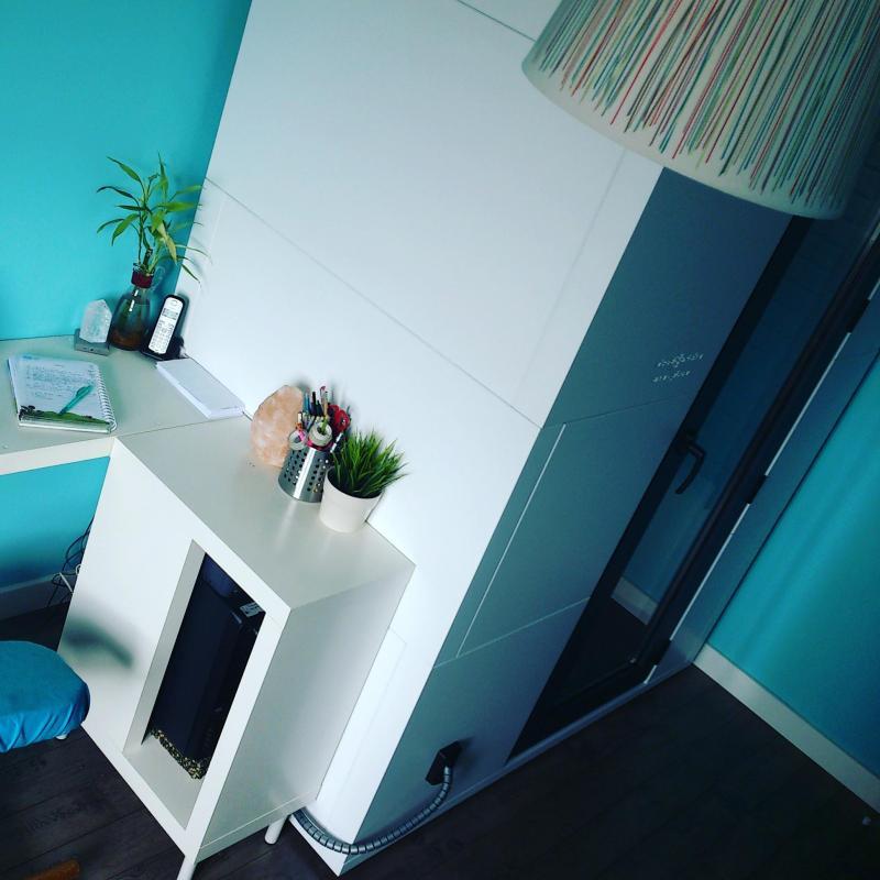 Megui Cabrera - Home Studio in Spain