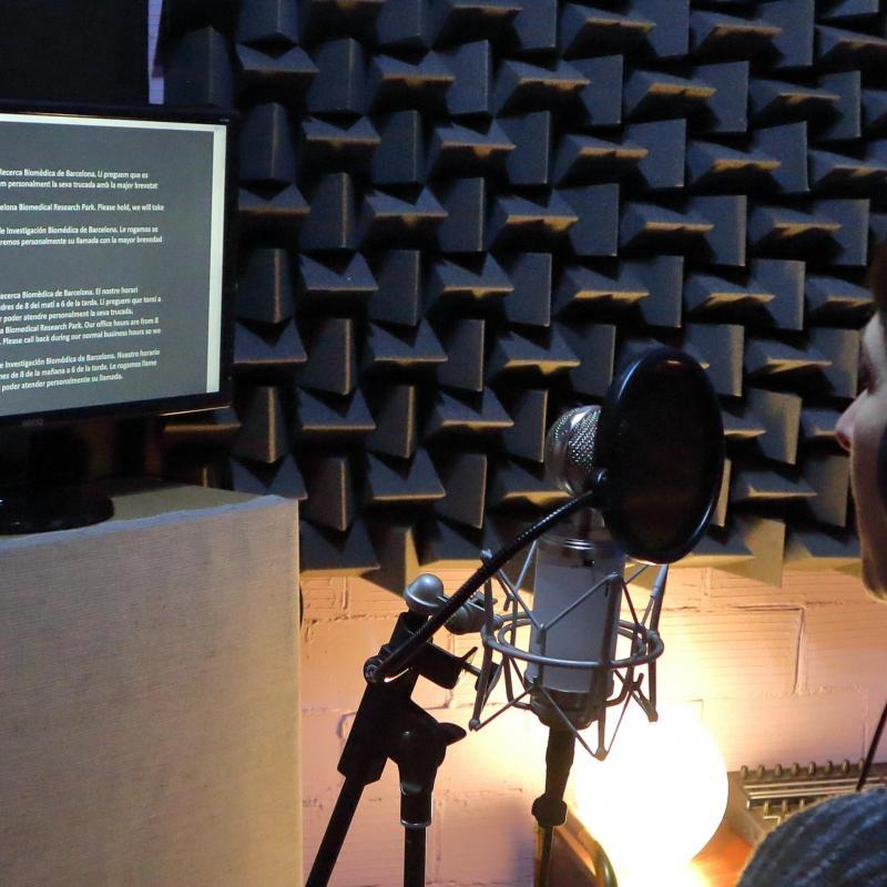 ONASOUND Voiceover Studio Finder