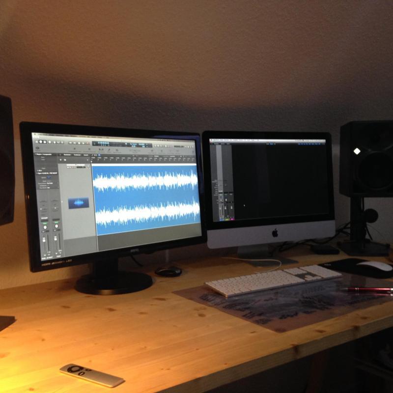 Schalldose.de - Sprecherstudio - Production Studio in Germany