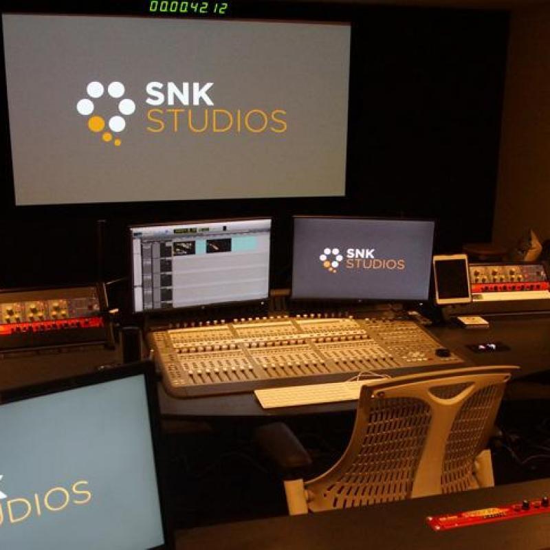 SNK Studios Voiceover Studio Finder