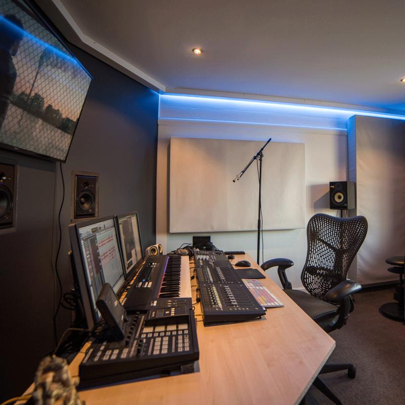 Studio Xander - Production Studio in Netherlands