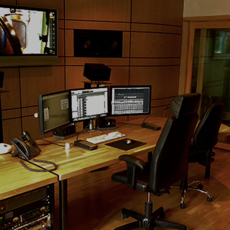 The Voiceover Gallery - Production Studio in United Kingdom