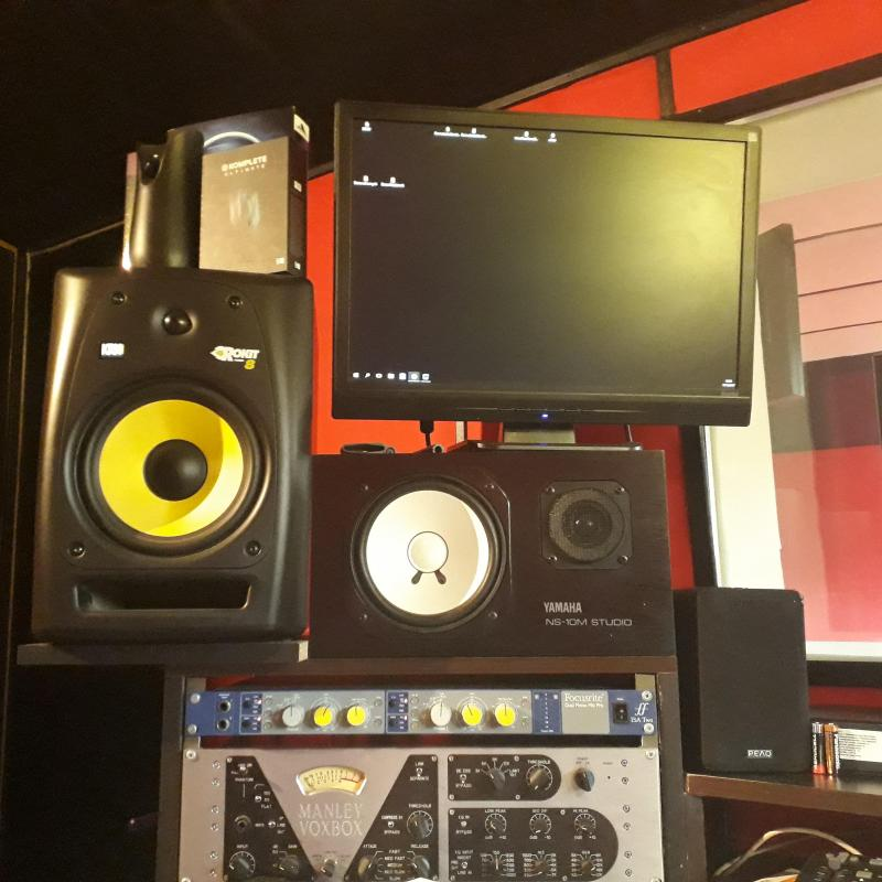 Cofiena Studio Voiceover Studio Finder