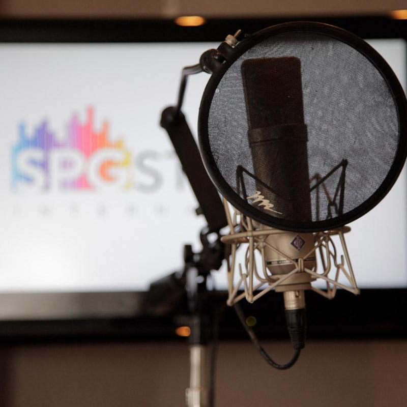 SPG Studios Voiceover Studio Finder