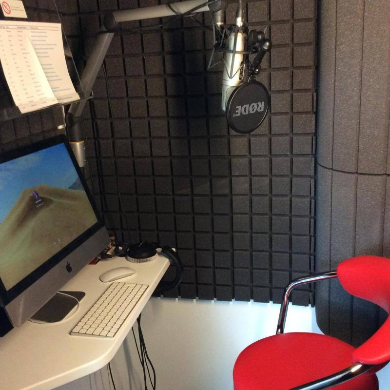 The Gillies Company Voiceover Studio Finder