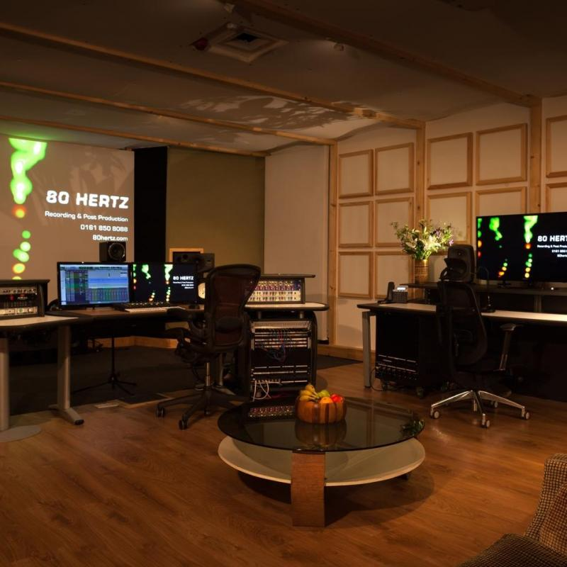 80 Hertz Studios Voiceover Studio Finder