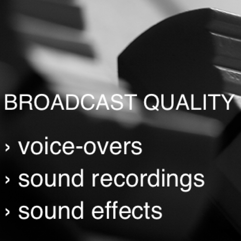 A1 Vox Voiceover Studio Finder