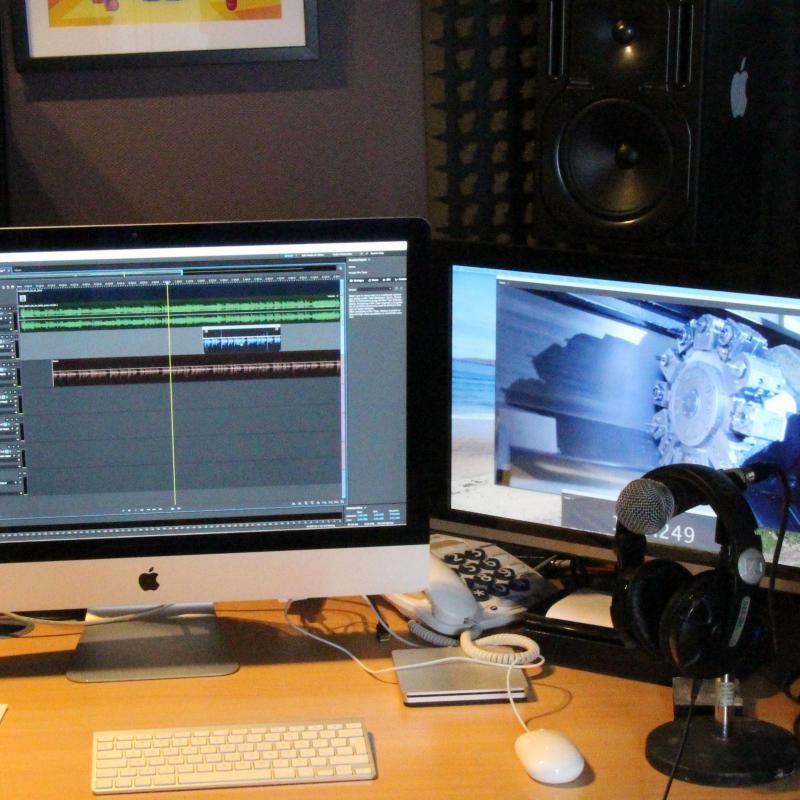 Andy Turvey Studio Voiceover Studio Finder