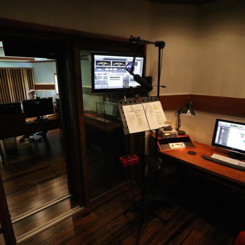 Antonio Fornaris Voiceover Studio Finder