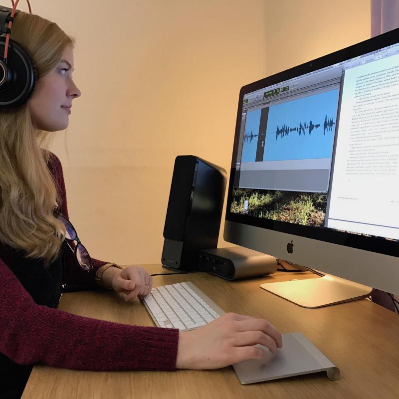 Chocolate Fox Audiobooks Voiceover Studio Finder