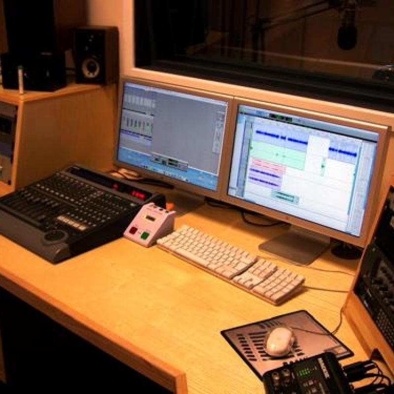 Clocktower Creative Studios Voiceover Studio Finder