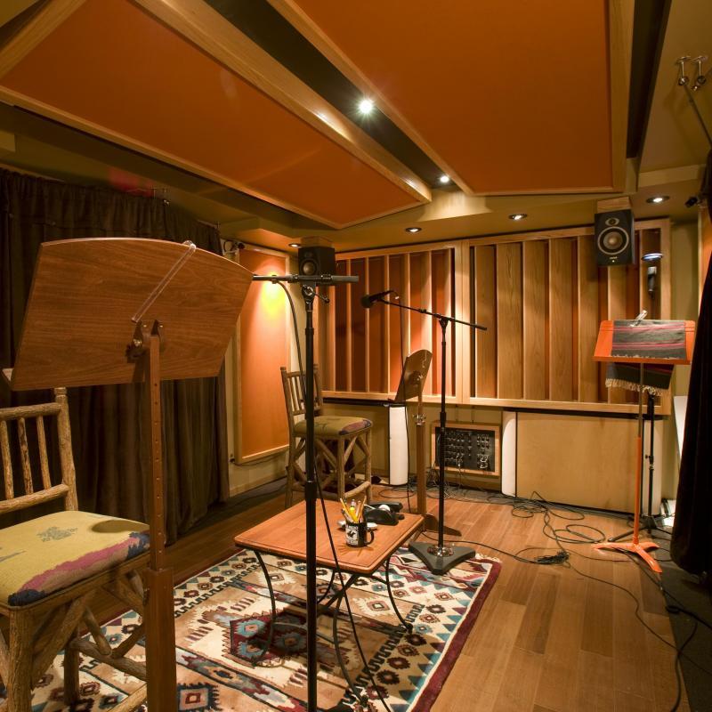 Double RR Studios Voiceover Studio Finder