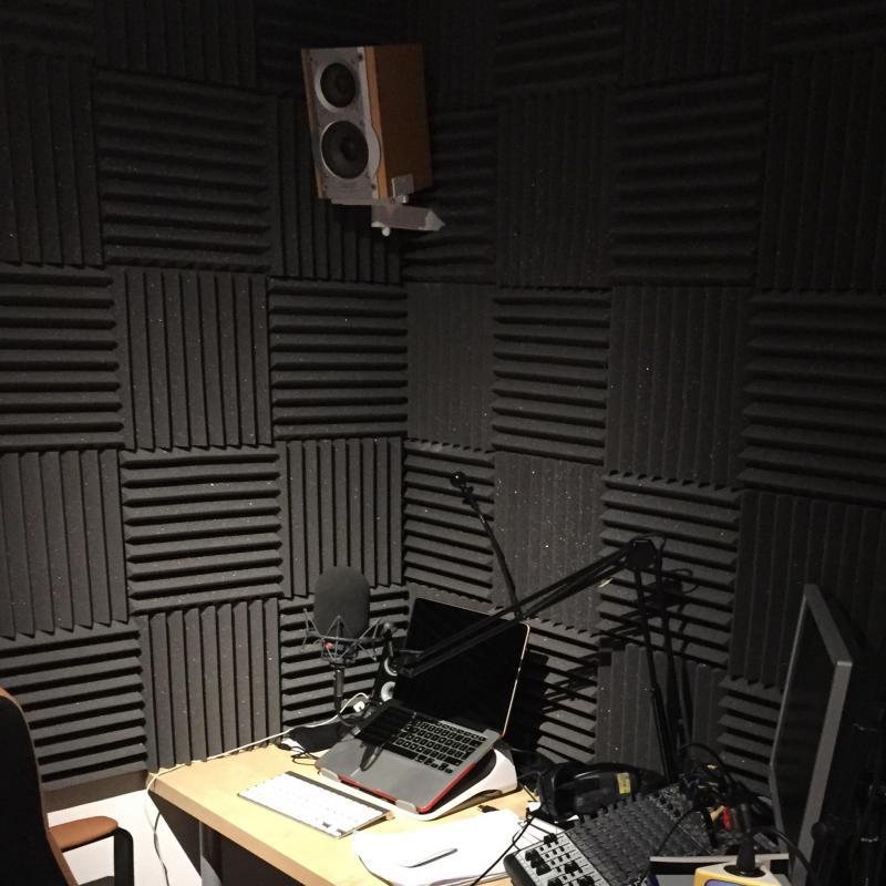 Ian Brannan Voiceover Studio Finder