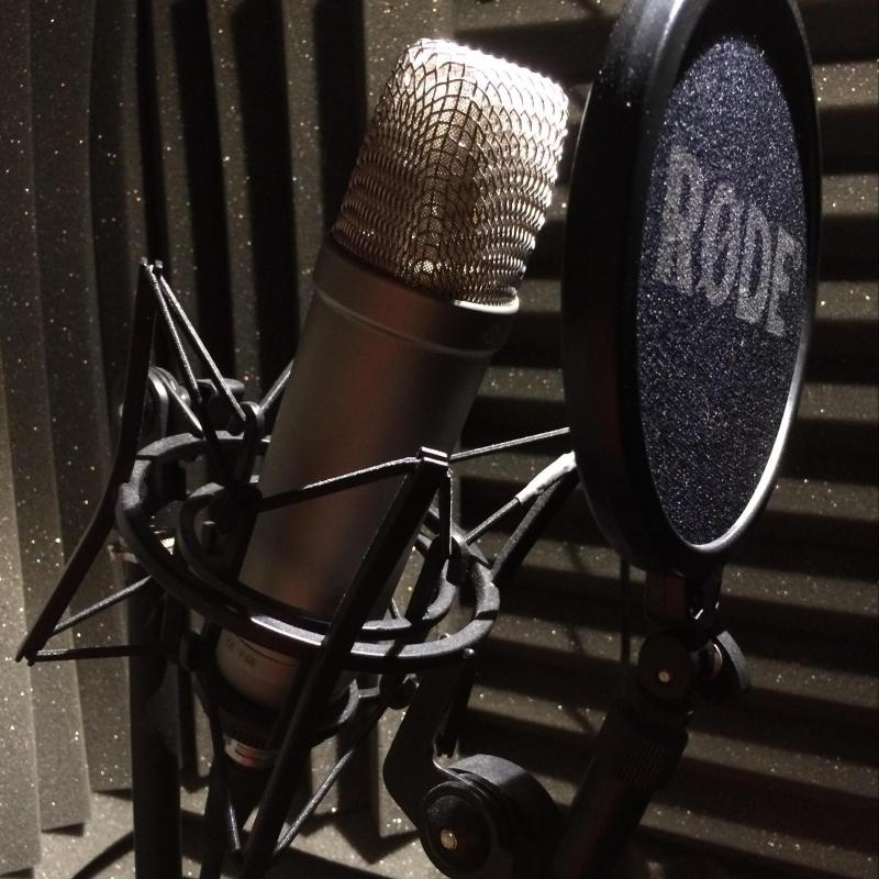 Katie's West Sussex Studio Voiceover Studio Finder