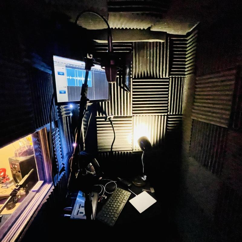 Kevin Andrew Rivera Home Studio Voiceover Studio Finder