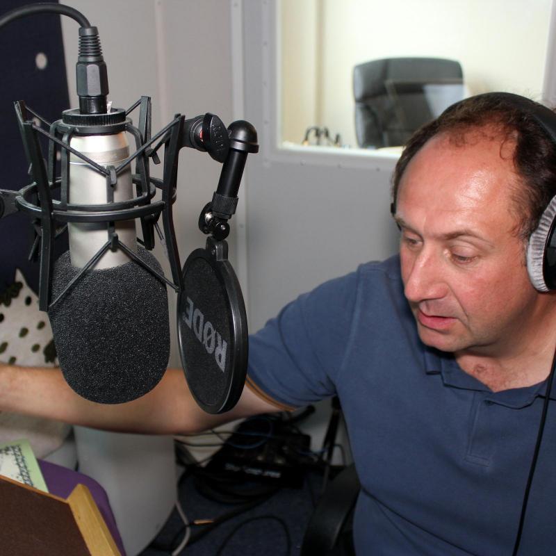 Ladbroke Audio Voiceover Studio Finder