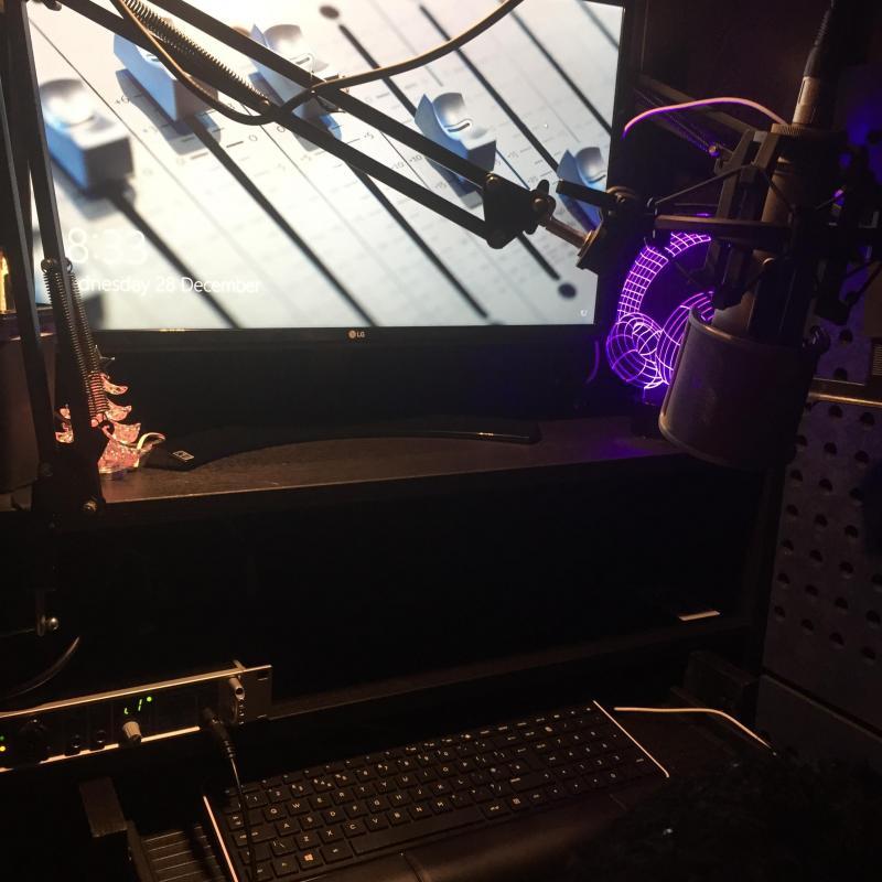 Fish Island Studio Voiceover Studio Finder