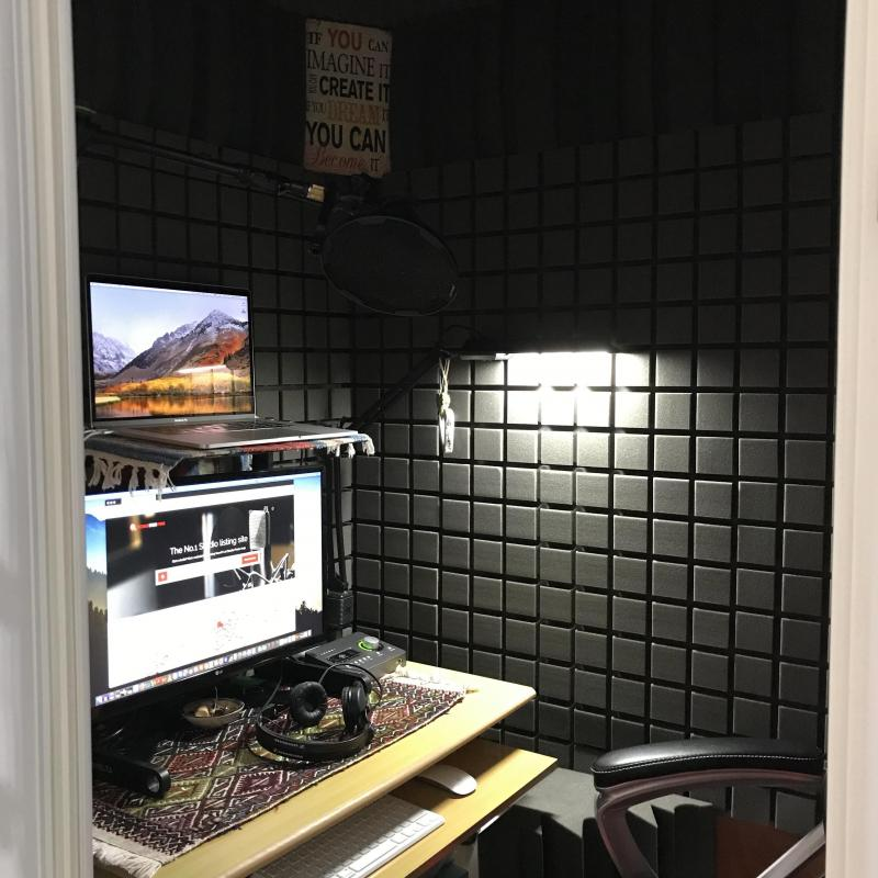 Voice Artist Studio/Music Room Voiceover Studio Finder