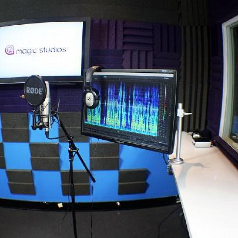 Magic Studios  Voiceover Studio Finder