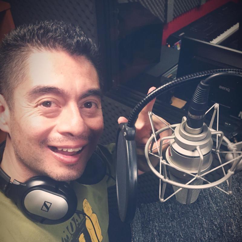 Marlon Rosales Voiceover Studio Finder