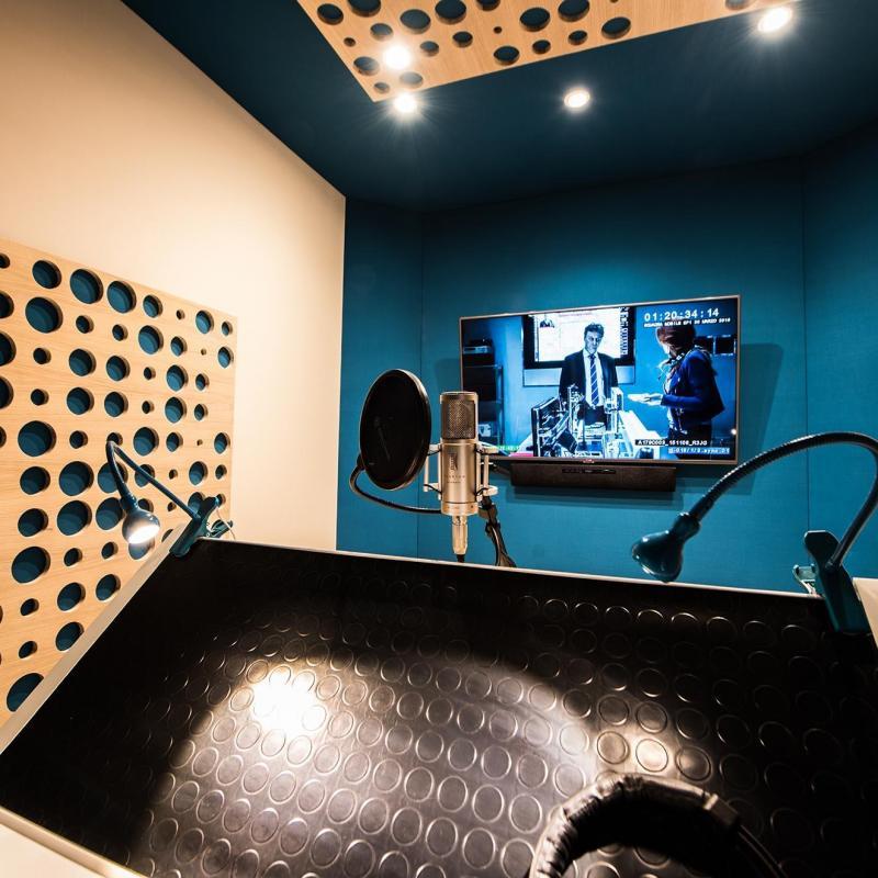 M.i.l.k. Studios Voiceover Studio Finder