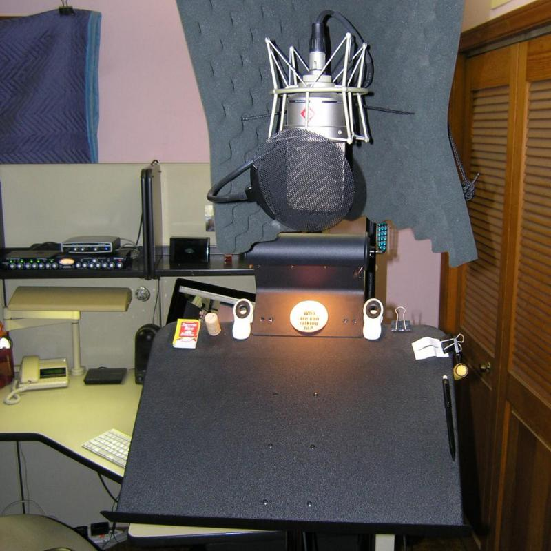 SteVO Voiceover Studio Finder