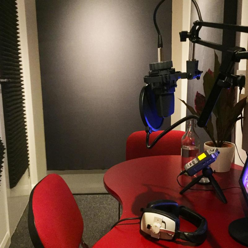 Brown Bear Audio Voiceover Studio Finder