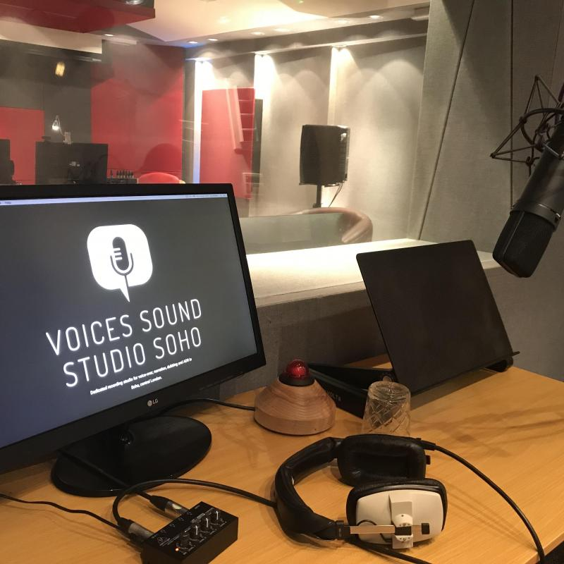 Voices Sound Studio Ltd Voiceover Studio Finder