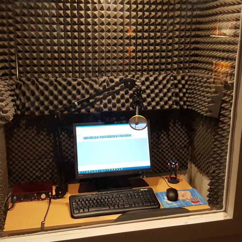 The Matrix Voiceover Studio Finder