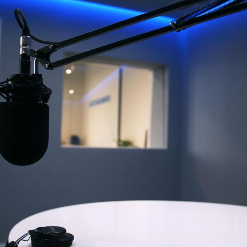 Audio Always Voiceover Studio Finder