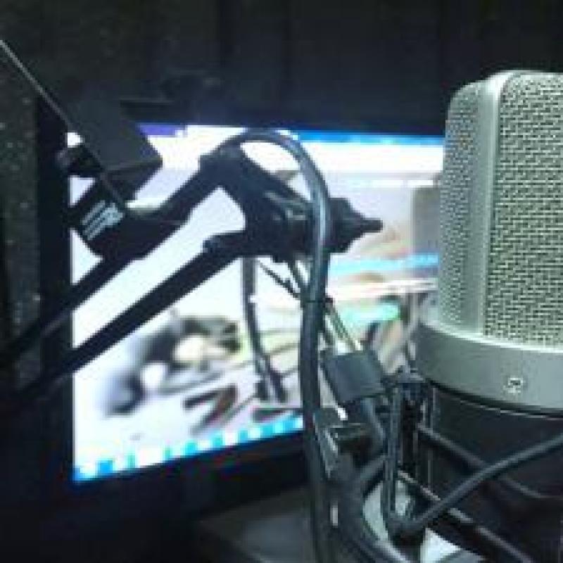 Voiceover Studio Voiceover Studio Finder