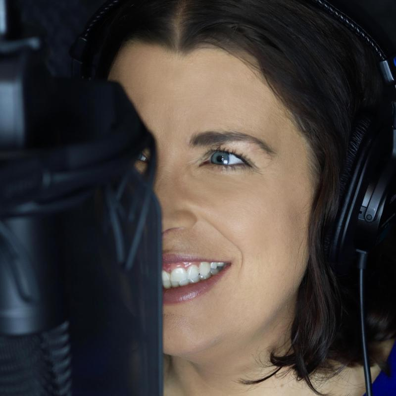 Kelly Condron Voice Over Voiceover Studio Finder