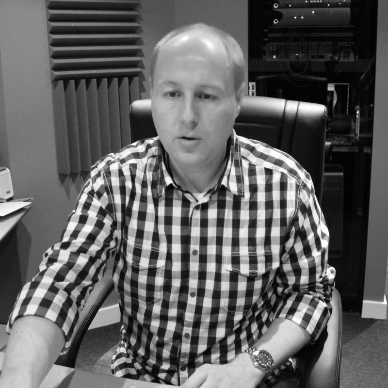 Robin Hollings (Ruislip, UK) Voiceover Studio Finder