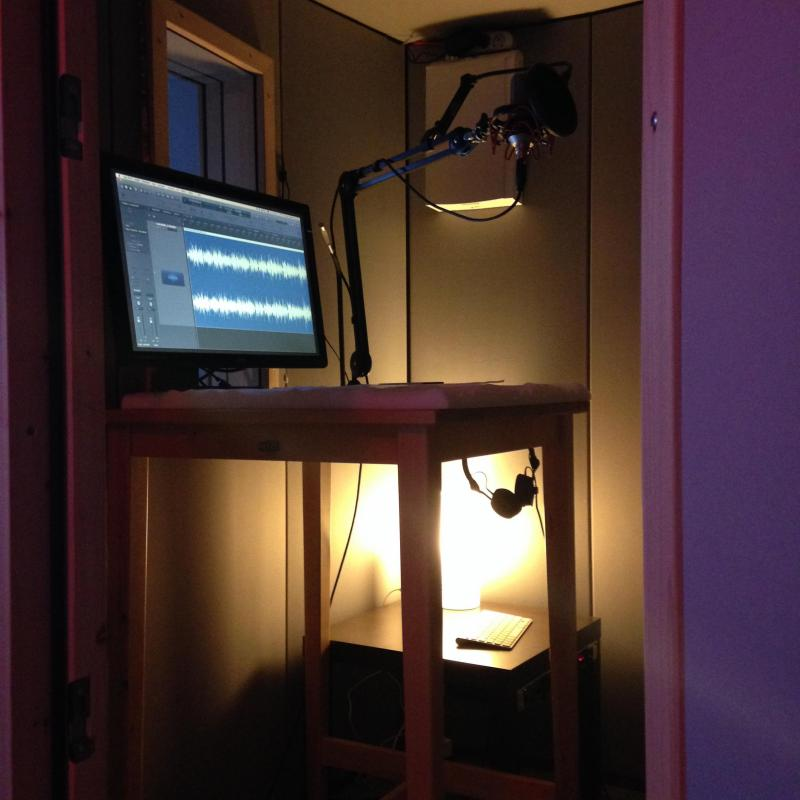 Schalldose.de - Sprecherstudio Voiceover Studio Finder