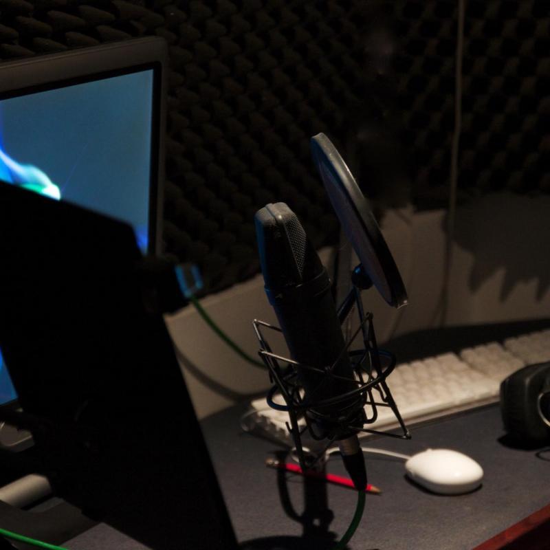 Sounds Visual Music Ltd Voiceover Studio Finder