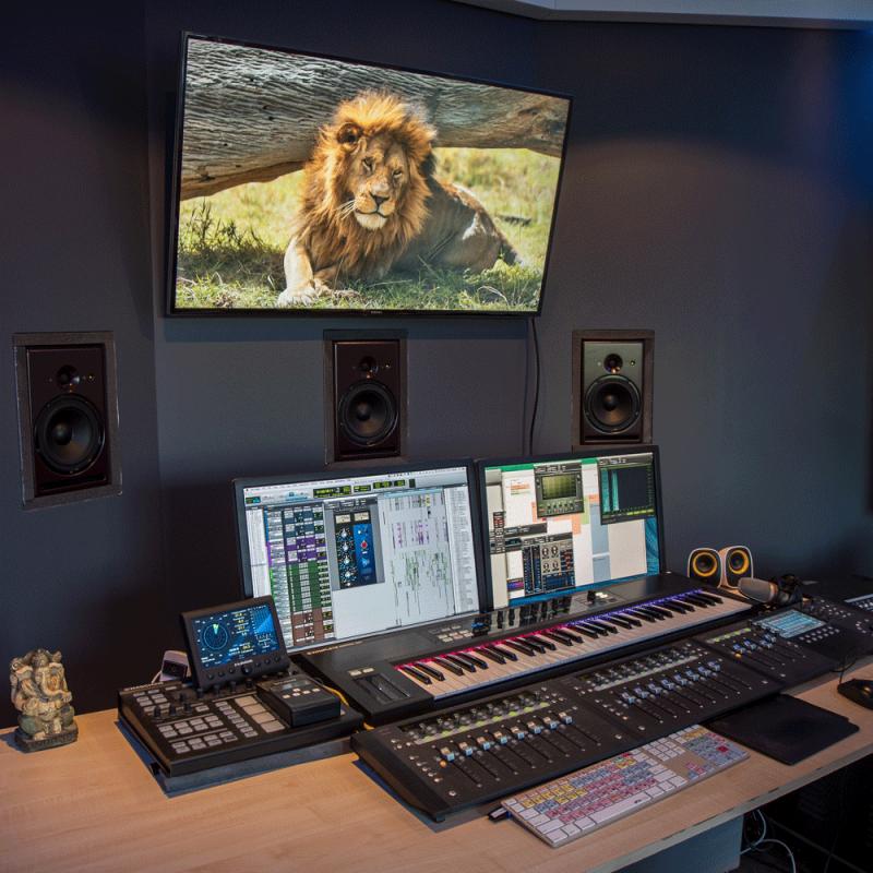 Studio Xander Voiceover Studio Finder