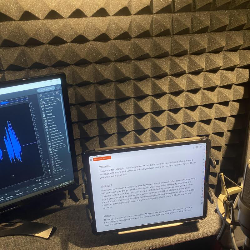 Charles King Voice Over Creations Voiceover Studio Finder